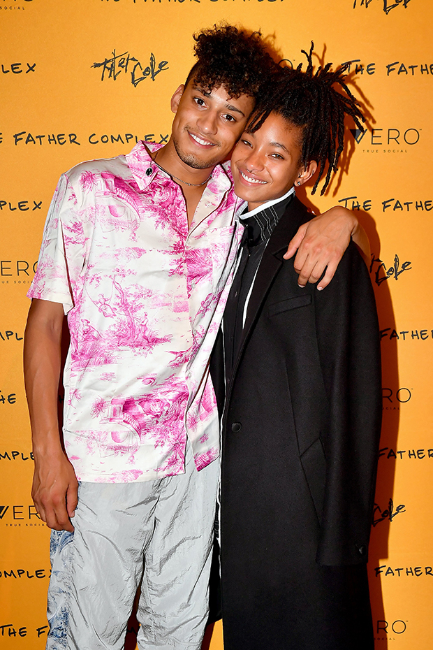 Tyler Cole, Willow Smith