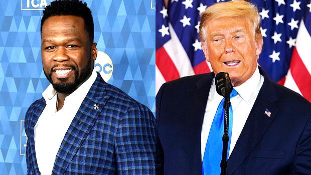 50 Cent Donald Trump