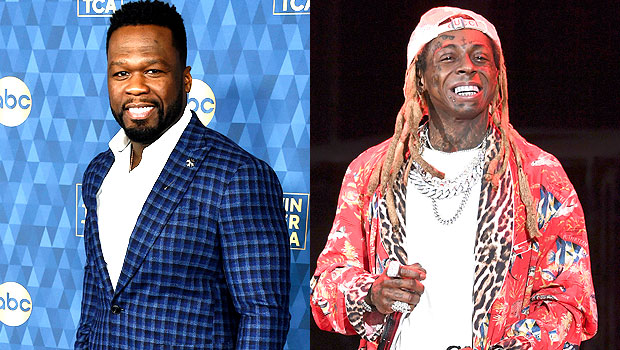 50 Cent Trolls Lil Wayne Over Firearm Charges & Tells Him To Call Trump To Avoid Jail