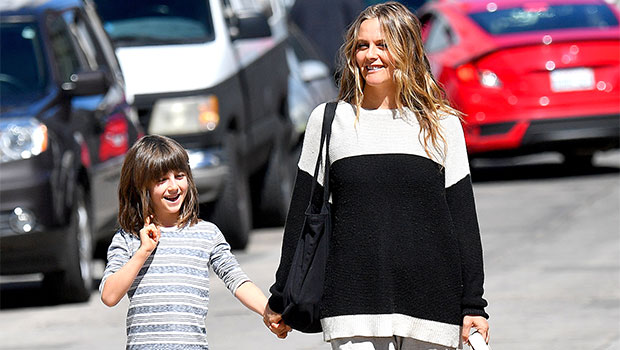 Alicia Silverstone's Son, 9, Cuts His Long Locks & She 'Cries' While Watching — See His Look Before & After