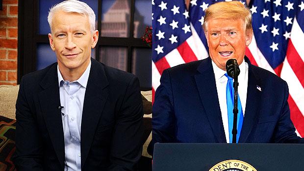 Anderson Cooper donald trump ap ftr