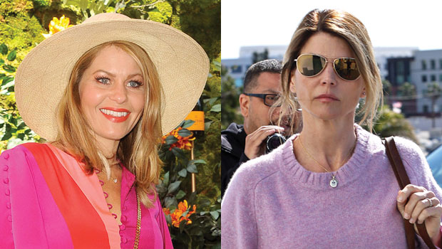Candace Cameron Bure Seemingly Shares Private Letter From Lori Loughlin: 'Miss You'
