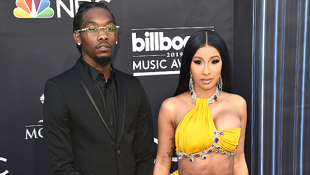Cardi B Officially Files To Dismiss Divorce From Offset 3 Weeks After Reconciliation