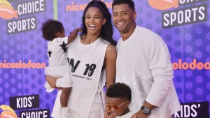 Ciara's Kids Future, 6, & Sienna, 3, Rock Out To Christmas Hit With Mom During 'Disney Holiday Singalong'