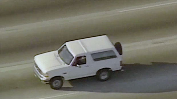 'SNL's White Bronco