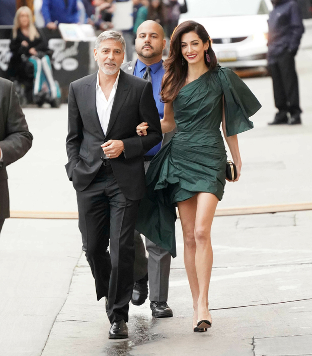 George Clooney Says Marriage With Amal Filled A 'Huge ...