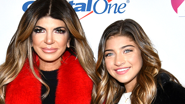 Gia Giudice, 19, Sounds & Looks Exactly Like Mom Teresa In Cute New Italy Video With Dad Joe — Watch