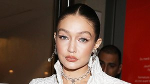 Gigi Hadid Sweetly Kisses Her Baby Girl In Adorable Photo Taken By Mom Yolanda Hadid: 'You Are Our Sunshine' — See Pic