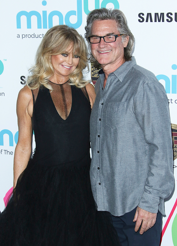 Why Kurt Russell Goldie Hawn Waited 33 Years To Do A Movie Together Hollywood Life