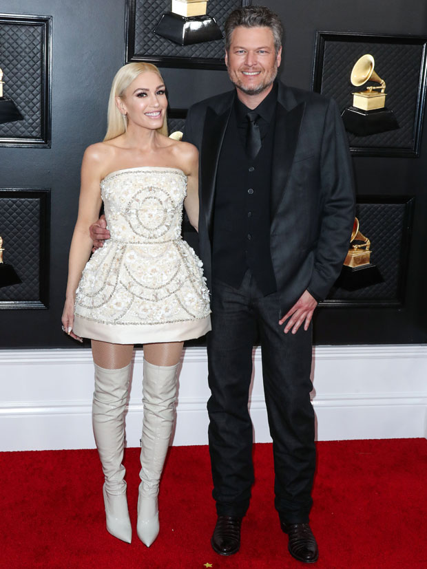 Gwen Stefani Blake Shelton Holiday Plans