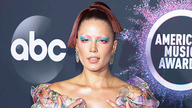 Halsey Looks Identical To Pink After Dying Her Hair Shocking, Neon Pink: See Pic