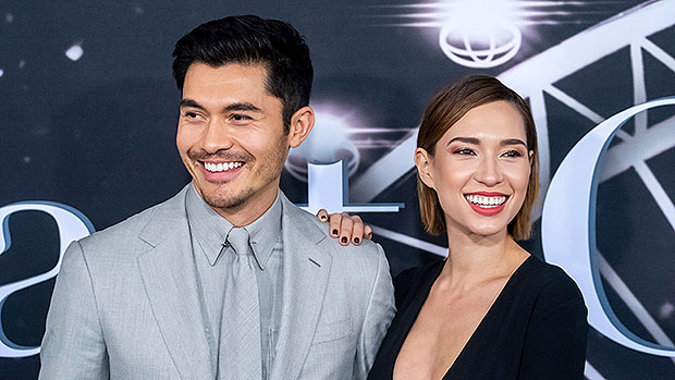 'Crazy Rich Asians' Star Henry Golding & Wife Expecting 1st Child Together — See Baby Bump Pics