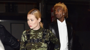 Iggy Azalea Claps Back At Speculation That Ex Playboi Carti Cryptically Tweeted About Her: 'I'm Pissed Off'