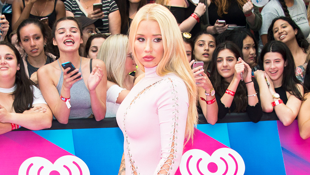 Iggy Azalea Shows Off Her Sexy Dance Moves In Maxi Dress 7 Mos. After Giving Birth — Watch