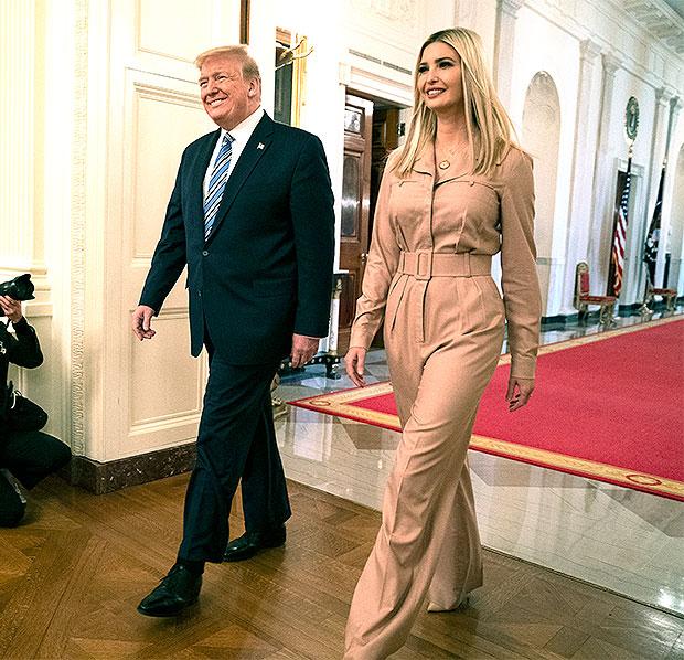 Donald Trump Ivanka Trump