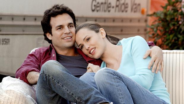 Jennifer Garner & Mark Ruffalo