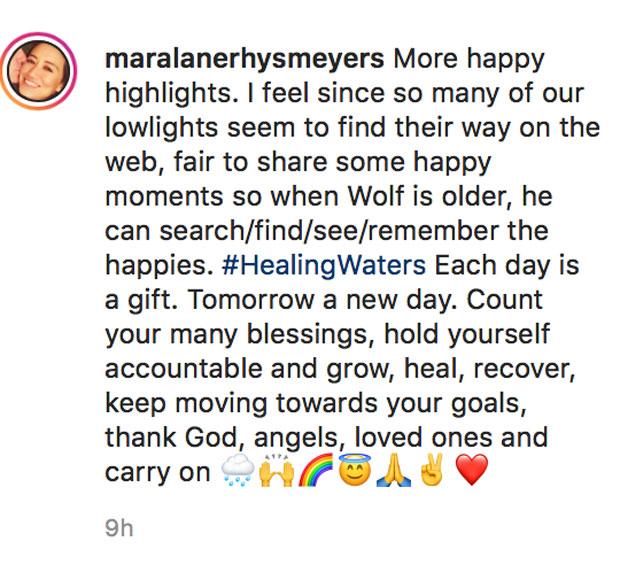 Jonathan Rhys Meyers, Mara Lane