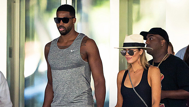 Khloe Kardashian Publicly Supports Tristan Thompson Signing With The Celtics As He Heads To Boston – Pic