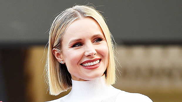Kristen Bell Wears Cornrows See The Good Place Star S Hair Makeover Hollywood Life