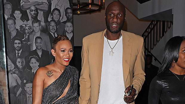 Lamar Odom & Sabrina Parr Split 1 Year After Getting Engaged As She Claims He Needs 'Help'