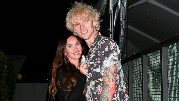 Machine Gun Kelly Thanks Girlfriend Megan Fox For Helping Him Kick Drug Habit: I'm 'Taking Steps'