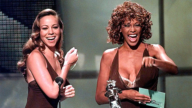 Mariah Carey Looks Back On Whitney Houston Duet: People Expected Us Not 'To Get Along'