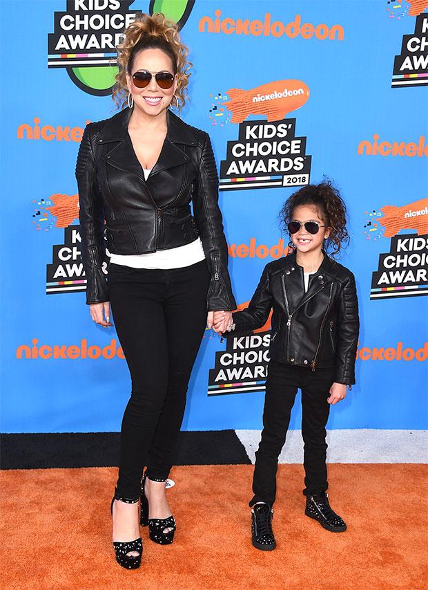 Mariah Carey & Monroe