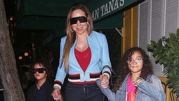 Mariah Carey, Moroccan Cannon, Monroe Cannon