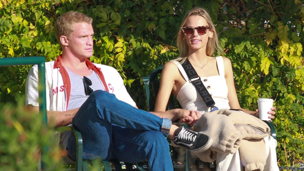 Cody Simpson, Marloes Stevens