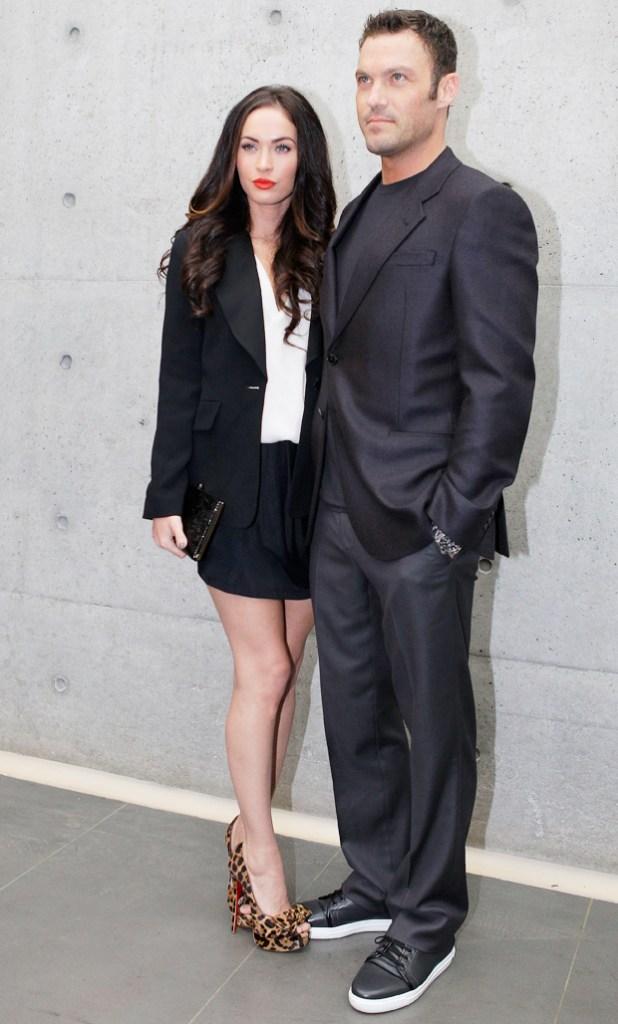 Megan Fox Brian Austin Green