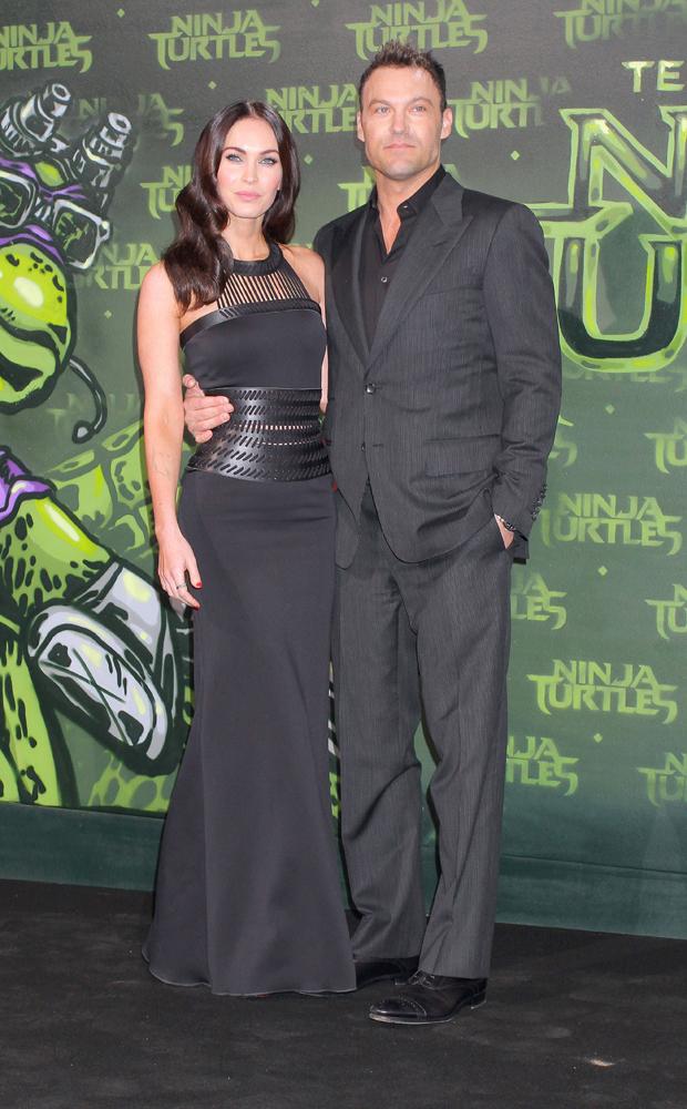 Brian Austin Green Megan Fox