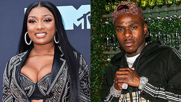 Megan Thee Stallion Admits She Has 'Chemistry' With DaBaby & Teases Collab: We 'Need' To Work On That