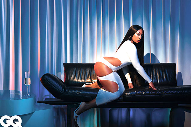 Megan Thee Stallion for 'GQ''s 'Men of the Year' 2020 Issue