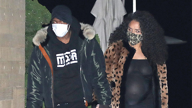 Nick Cannon & Pregnant Ex Brittany Bell Hold Hands & Spark Speculation They've Reconciled