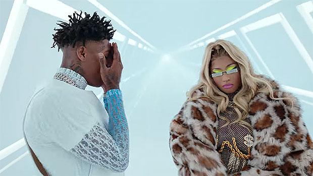 Nicki Minaj, NBA YoungBoy