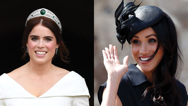 Princess Eugenie Moves Into Meghan Markle & Prince Harry's Former Cottage With Her Husband — See Pics