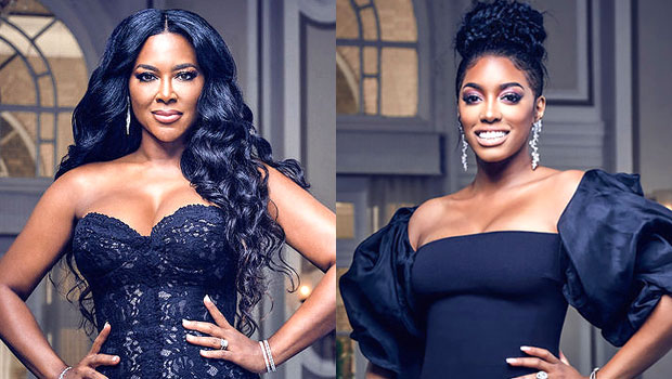 'RHOA' Recap: Porsha Accuses Kenya Of Leaking The Stripper Scandal To The Media