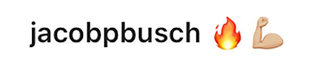 Jacob Busch's comment