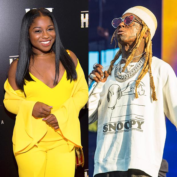 Reginae Carter, Lil Wayne
