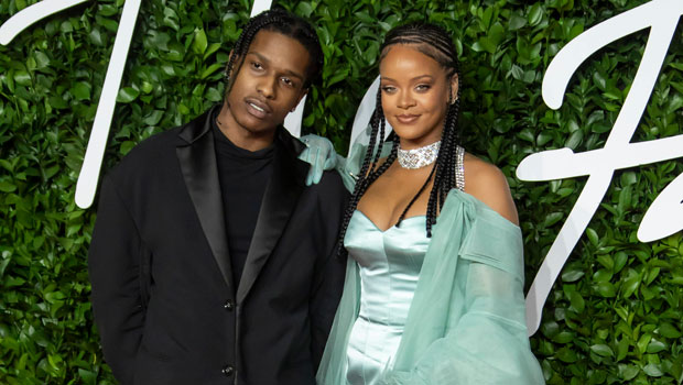 Rihanna & A$AP Rocky Romance Reportedly Confirmed After Sexy NYC Date