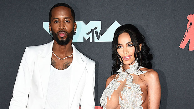 Safaree Samuels Seemingly Announces Divorce From Erica Mena After 1 Year Of Marriage: 'Ending 2020 Right'