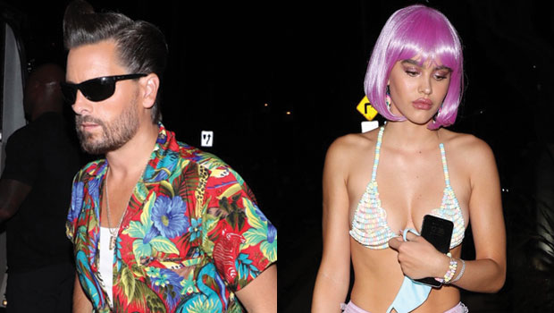 Scott Disick, 37, Wraps His Arm Around Bikini-Clad Amelia Hamlin, 19, As New Romance Heats Up