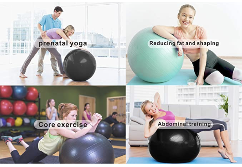 MRECL exercise ball