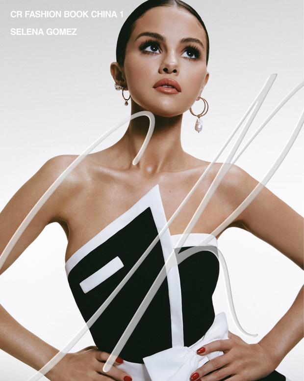 Selena Gomez for CR Fashion Book China 2020
