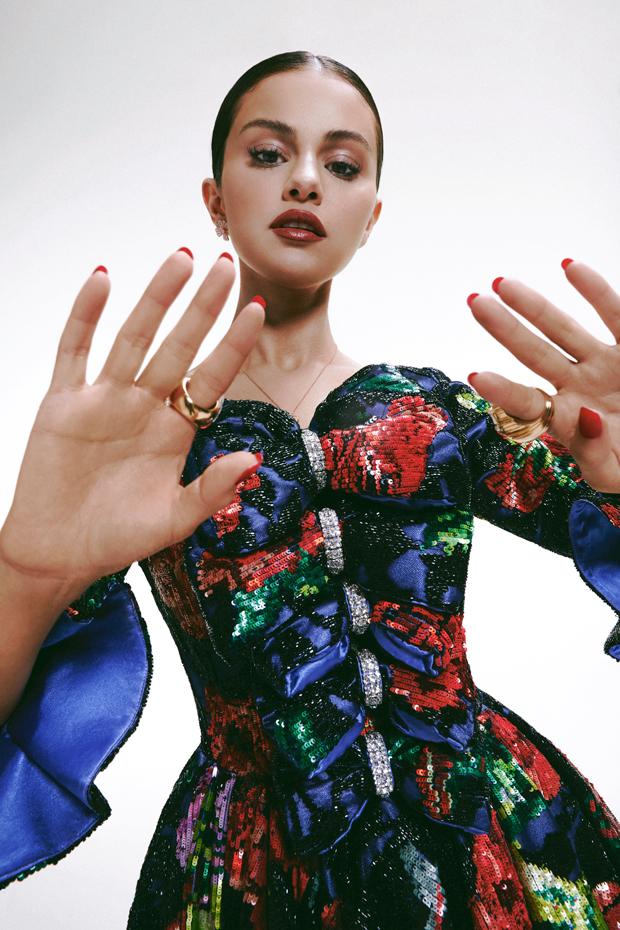 Selena Gomez for CR Fashion Book 2020