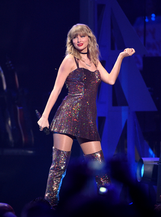 Taylor Swift reacts grammy nominations