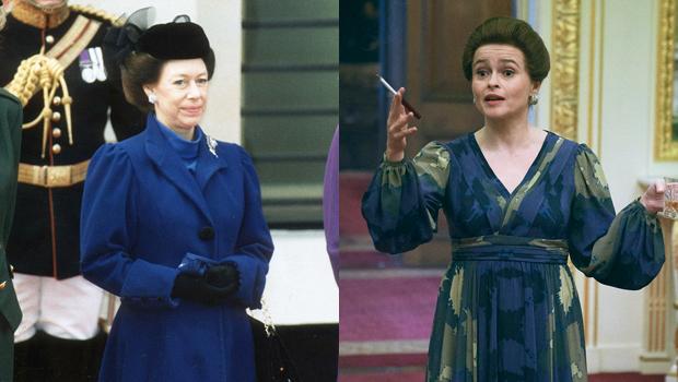 Helena Bonham Carter Princess Margaret