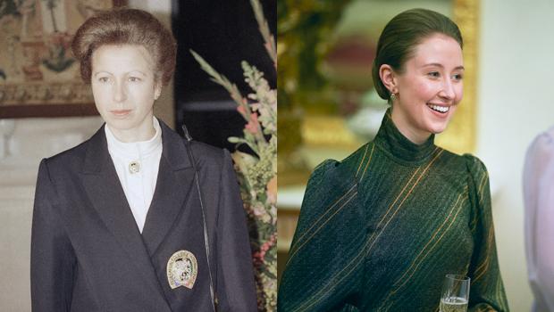 Erin Doherty Princess Anne