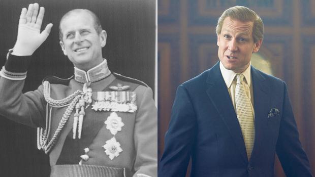 Prince Philip Tobias Menzies