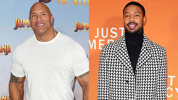 The Rock Pulls A Trump & Refuses To Concede Sexist Man Alive Title To Michael B. Jordan